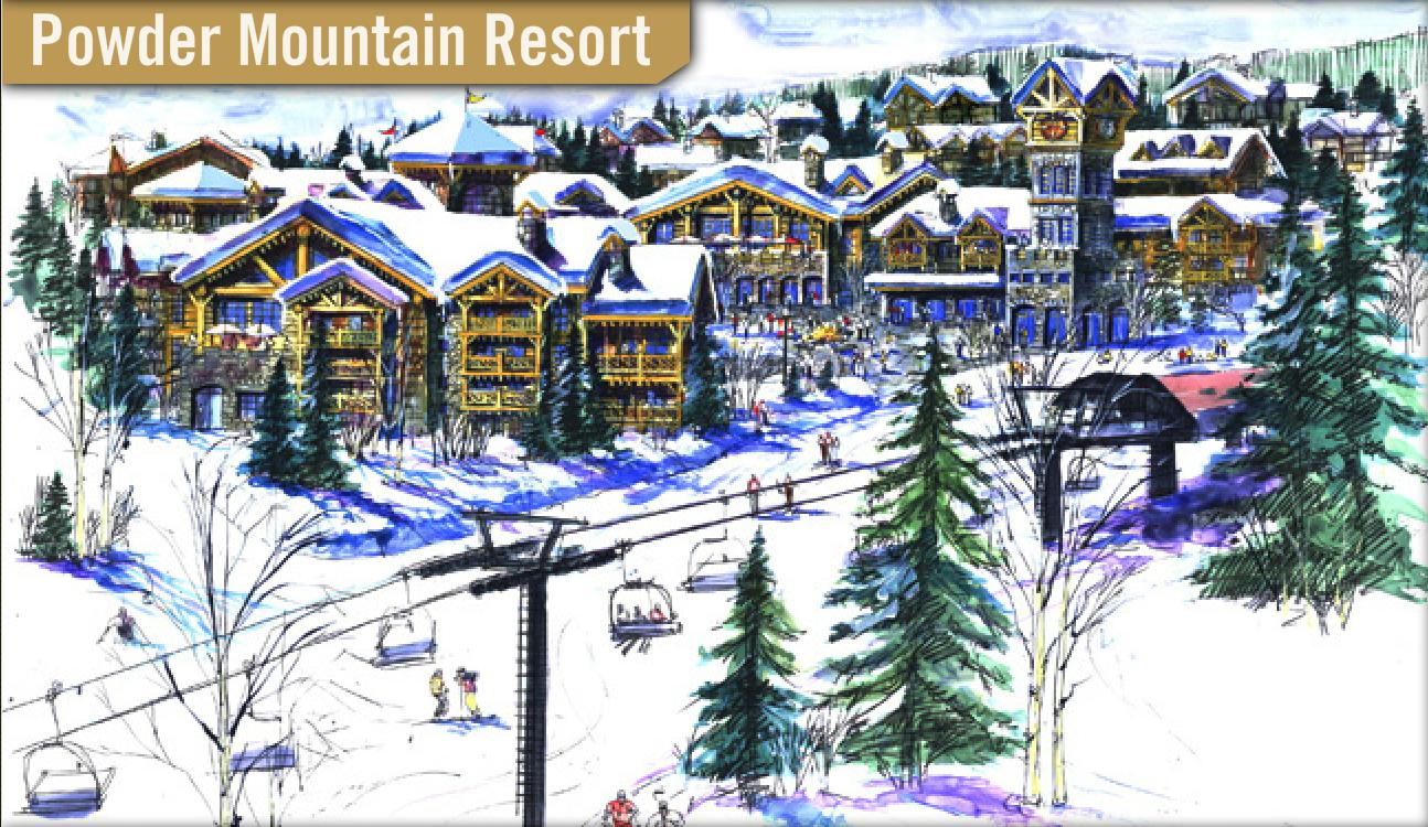 Powder Mountain Resort