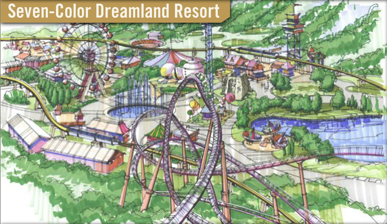 Seven-Color Dreamland Resort